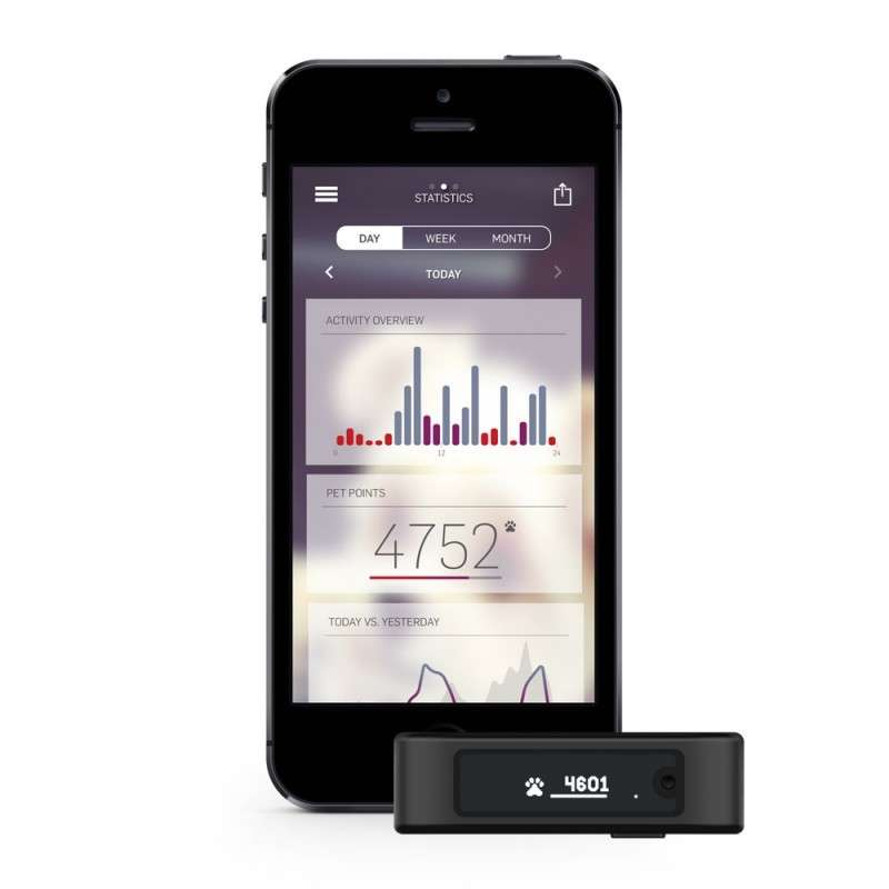 TRACTIVE Motion - Aktivitetstracker