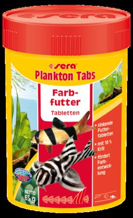 Sera Plankton Tabs  65 g