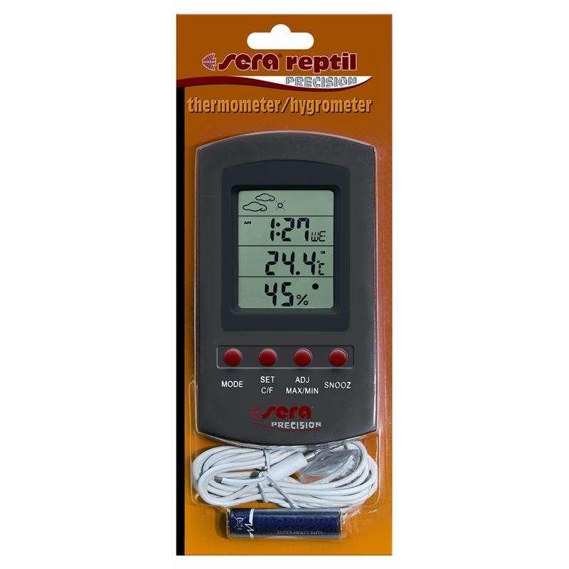 Reptil Thermometer/Hygrometer   von Sera online günstig kaufen