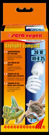 Reptil daylight compact/26W   da Sera Compre a bom preço com desconto