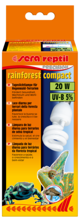 Reptil Rainforest Compact/20 W   von Sera online günstig kaufen