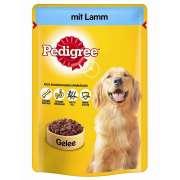 Koirien märkäruoat   Pedigree: Pouch Lamb in jelly Huippulaatua erittäin halvoin hinnoin!