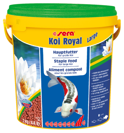 Sera Koi Royal HF Large 2 kg 4001942071284