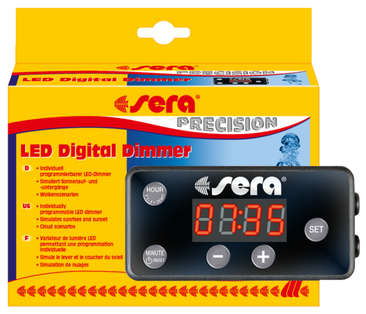 Sera LED Digital Dimmer  4001942310703 avis
