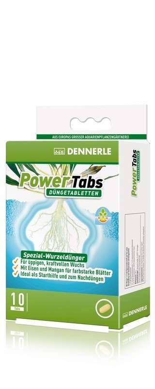 Dennerle Power Tabs 10 Stuks   met korting aantrekkelijk en goedkoop kopen