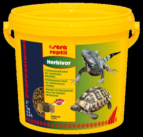 Sera Reptil Professional Herbivoro  1 kg