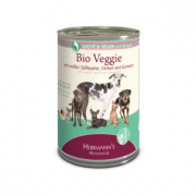 Bio-Vegan of White Lupin, Spelt and Vegetables, canned 400 g