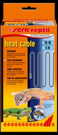 Sera Reptil Heat Cable 4 m/15 Watt 4 m