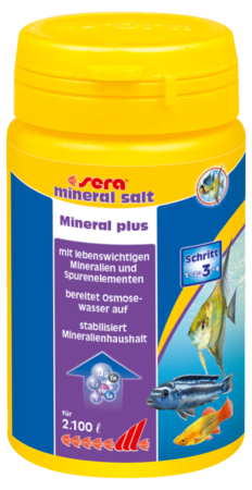 Sera Mineral Salt 105 g 4001942033992 Erfahrungsberichte