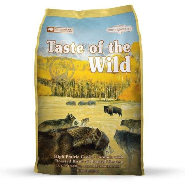 Taste of the Wild High Prairie 2.27 kg, 13.6 kg köp billiga på nätet
