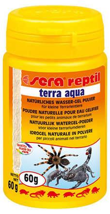 Reptil terra aqua 100 ml  da Sera Compre a bom preço com desconto