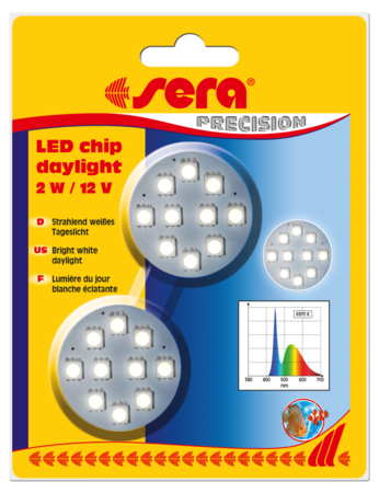 Sera LED Chips - Daylight  4001942311748