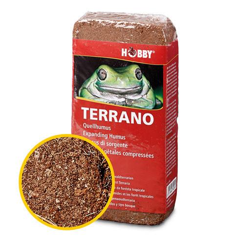 Hobby Terrano humus expansível  2x4 l