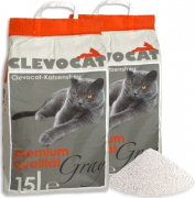 Bentonit cat litter (gray) 15 l
