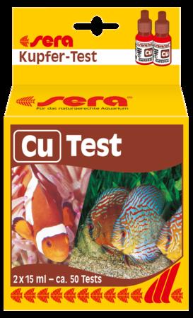 Sera Koper-Test (Cu) 15 ml  met korting aantrekkelijk en goedkoop kopen