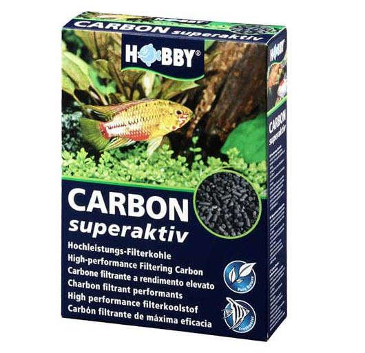 Hobby Carbon superaktiv 500 g  met korting aantrekkelijk en goedkoop kopen