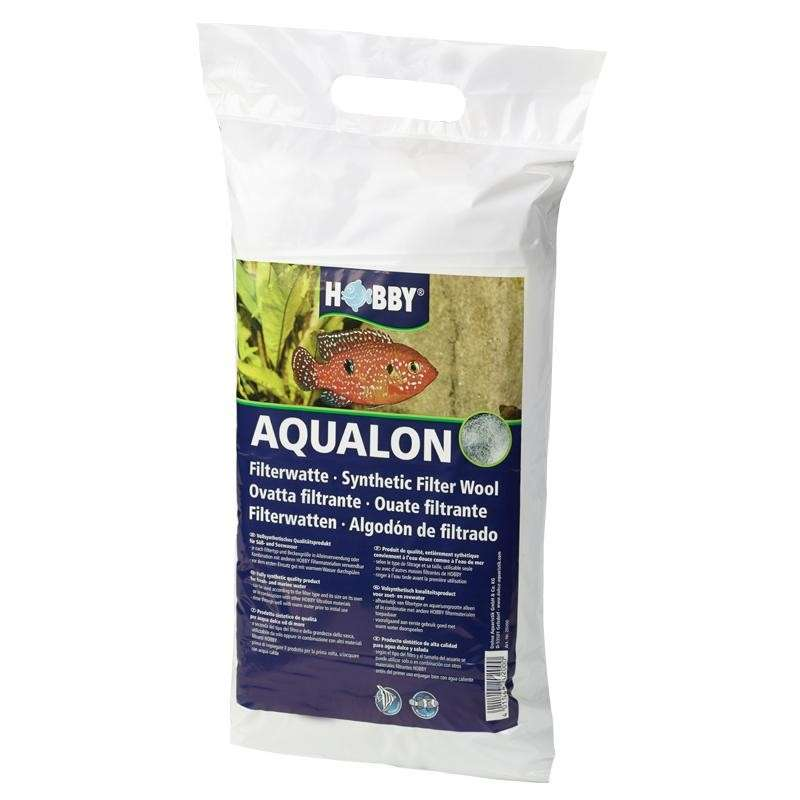 Hobby Aqualon, Filterwatten 500 g  met korting aantrekkelijk en goedkoop kopen