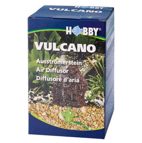 Hobby Vulcano natuurlijke Bruissteen  4011444009708