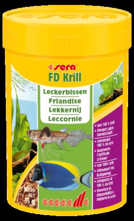 Sera FD Krill 15 g, 40 g