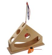 Tick Tock Teaser Kat Speelgoed 20.3x7.5x28 cm