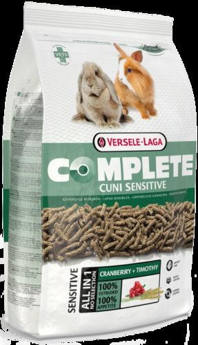 Versele Laga Complete Cuni Sensitive 500 g, 1.75 kg