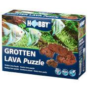 Löydä kaikki voimassa olevat myytävät Grotto Lava Puzzle 1.2 kg Aquaristik Dohse Akvaariokoristeet