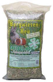 Speidel-Hof Mountain Hay 2 kg 4041363202409