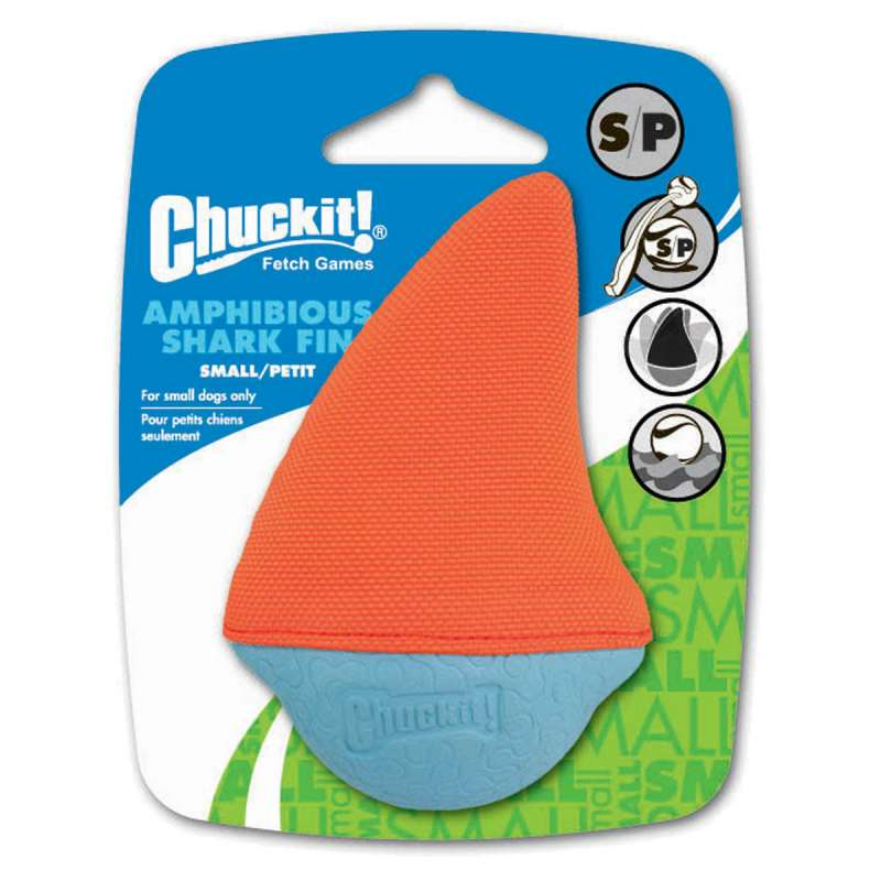 Chuckit! Amphibious Shark Fin  0660048001287 opiniones