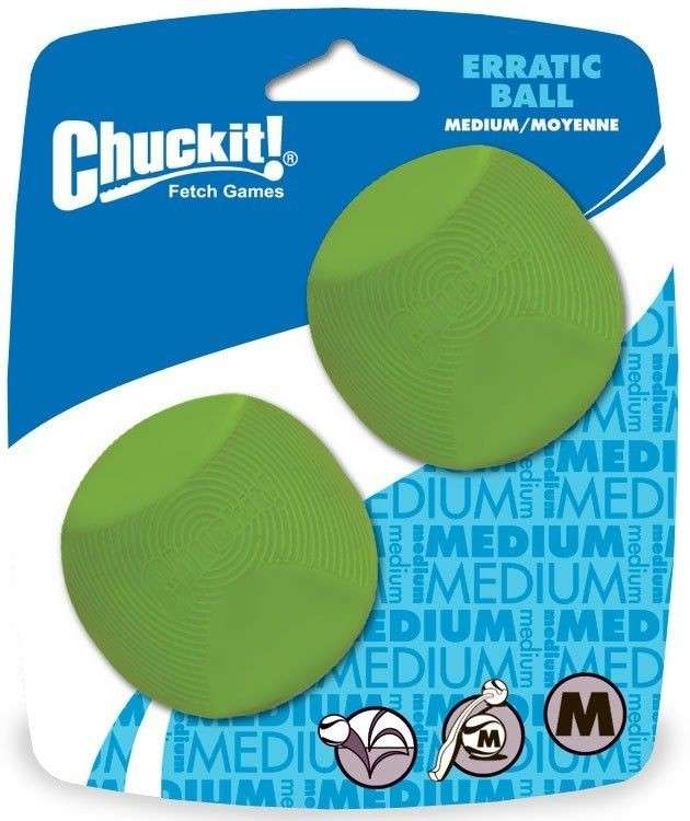 Chuckit! Erratic Ball  M Two Pieces