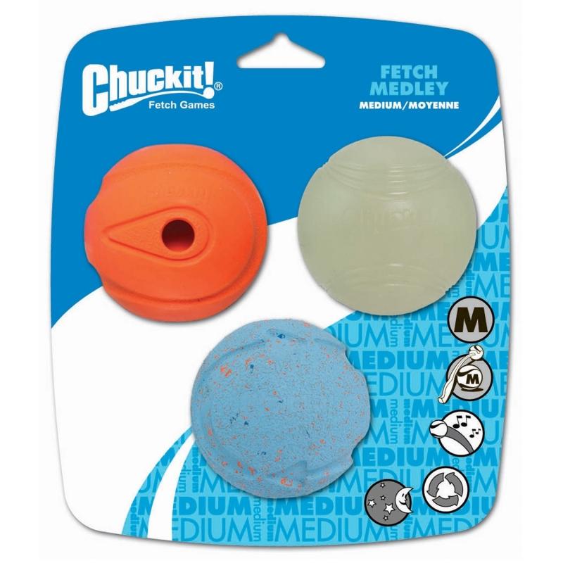Chuckit! Fetch Medley 0660048000204 erfarenheter