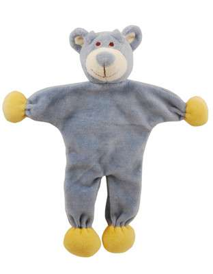 Simply Fido Organic Collection Stuffless Lucy Bunny, 23cm
