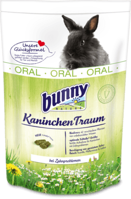 Bunny Nature KonijnenDroom Oral  4 kg