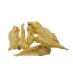 Classic Dog Snack Lamb Ears 1 kg 4040345002242 anmeldelser