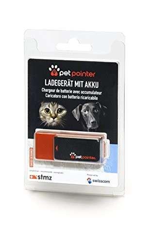 Petpointer Chargeur avec batterie