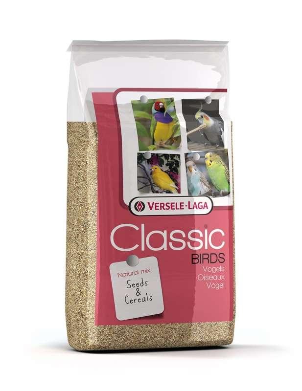 Versele Laga Prestige Budgies Food Classic 20 kg 5410340216132 anmeldelser