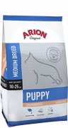 Original Medium Breed Puppy mit Lachs und Reis 12 kg