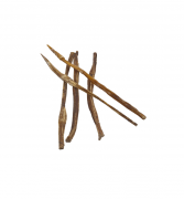 Snack Nerbo di Vitello, 30 cm 5 pezzi in sacchetto