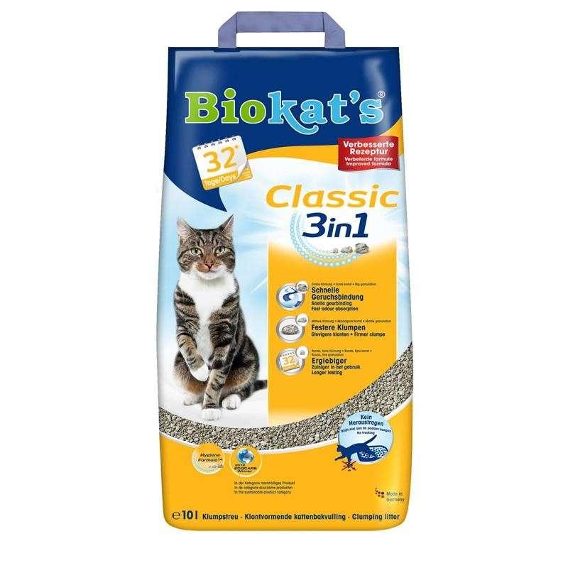 Biokat's Classic 3 en 1  4002064614458 opiniones