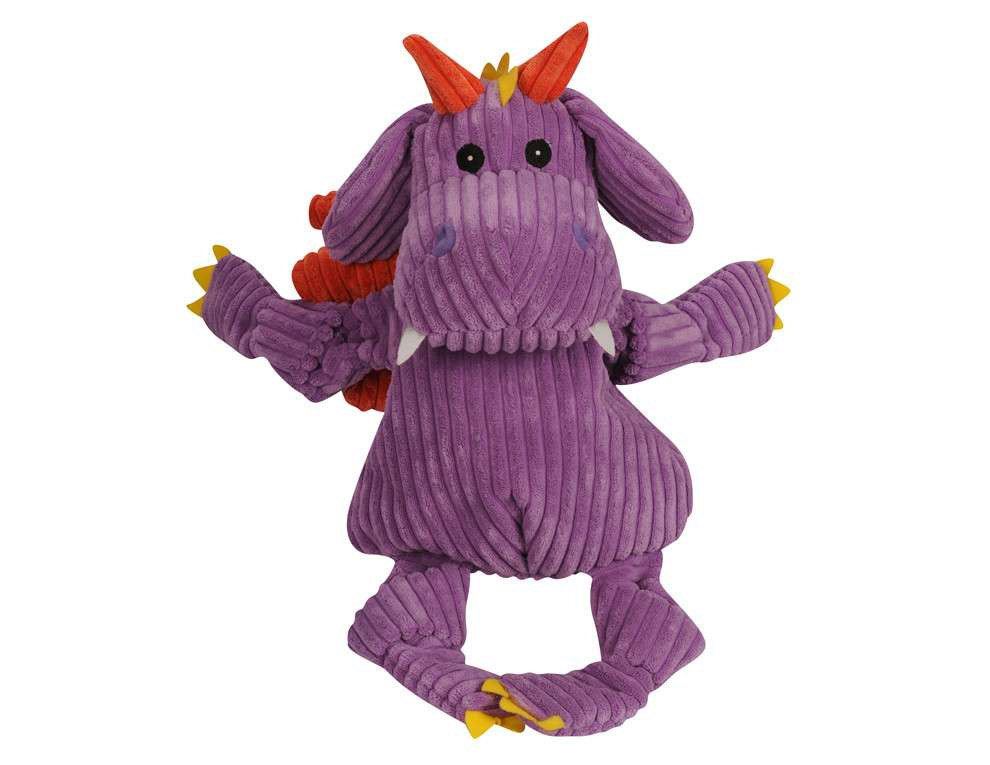 Hugglehounds Knottie Puff The Dragon Purple Dragon  0813168013863 erfaringer