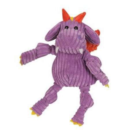 Hugglehounds Knottie Puff The Dragon Purple  S Dragon