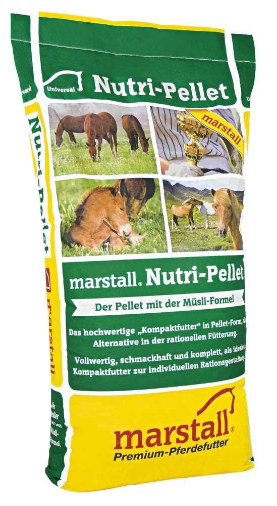 Marstall Nutri de Pelotas 25 kg