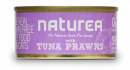Naturea Grain Free Tuna With Prawns 80 g