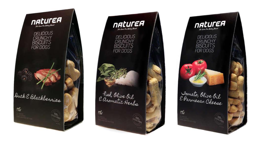 Naturea Grain Free Biscuits Savoury 230 g