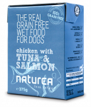 Naturea Grain Free Chicken With Tuna & Salmon