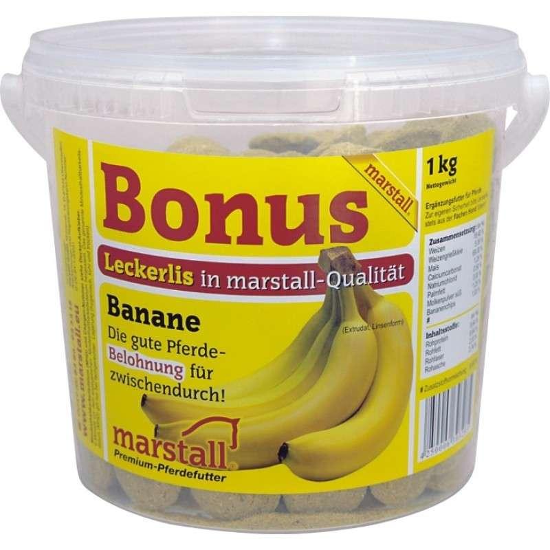 Marstall Bonus Rodajas de Banana 1 kg 4250006303285 opiniones