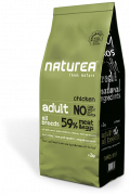 Naturals Adult Chicken Naturea 2 kg, 12 kg