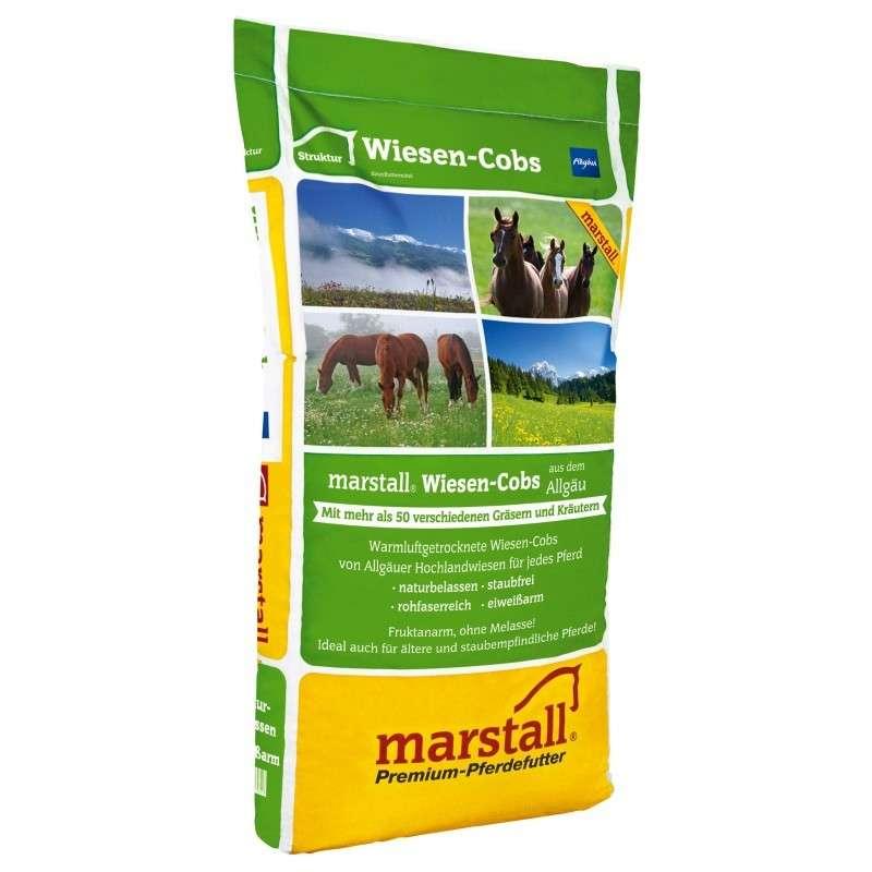 Marstall Wiesen Cobs (Meadow grass cobs) 4250006303513 erfarenheter