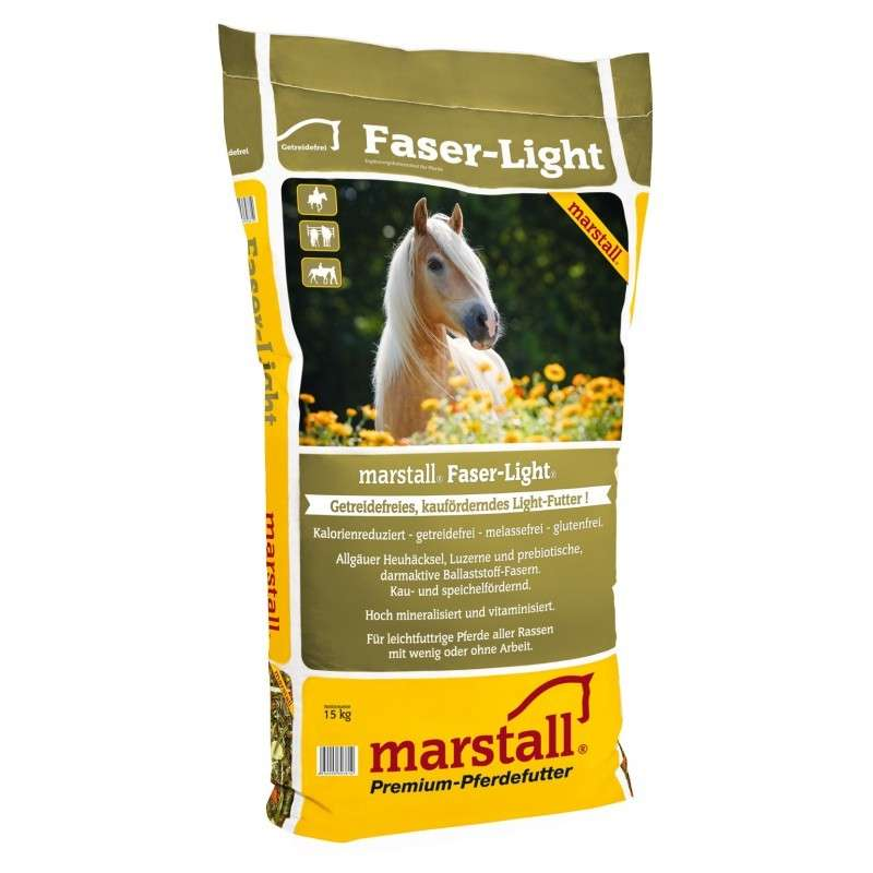 Marstall Fibra-Light 15 kg 4250006303810 opiniones
