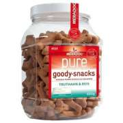 Meradog Goody Snacks - Turkey & Rice 600 g
