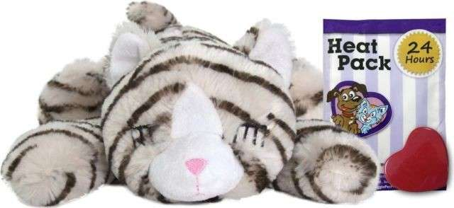 Smart Pet Love Kitty Tan Tiger With Real Heartbeat